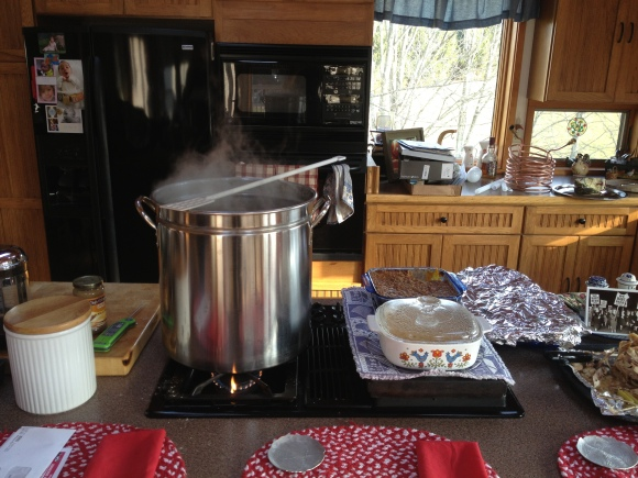 Thanksgiving Lambic Brew Day 1