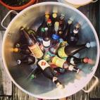 26 gal kettle full of saisons