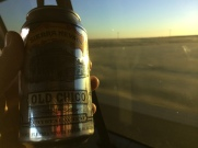 Road sodas on the way to St. Clairveaux.